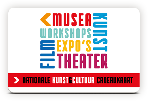 Nationale Kunst & Cultuur Cadeaukaart