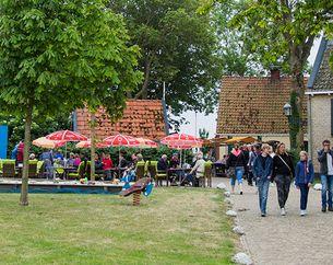 Nationale Kunst & Cultuur Cadeaukaart Allingawier Aldfaers Erf - Museum Zwerf Route Friesland