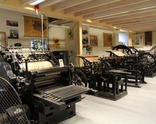 Nationale Kunst & Cultuur Cadeaukaart Etten-Leur Nederlands Drukkerij Museum