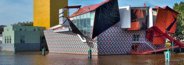 Nationale Kunst & Cultuur Cadeaukaart Groningen Groninger Museum