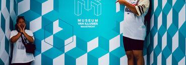 Nationale Kunst & Cultuur Cadeaukaart Maastricht Museum of Illusions
