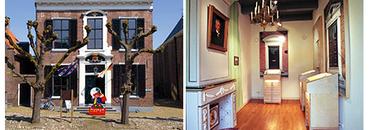 Nationale Kunst & Cultuur Cadeaukaart Sloten Museum Stedhûs Sleat